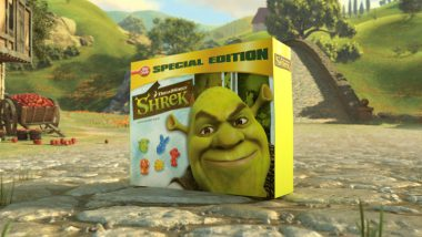 Shrek Snacks