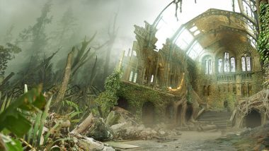 Matte Painting Challenge