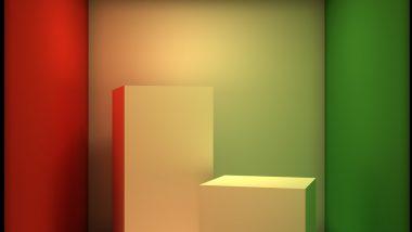 Cornell Box Virtual Model