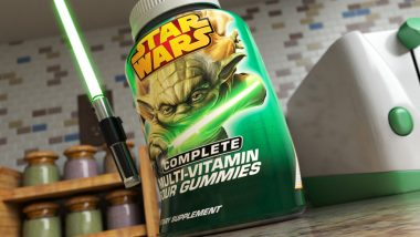 Star Wars Gummies