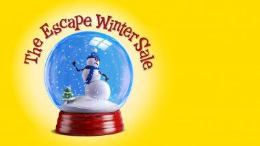 Escape Winter Sale