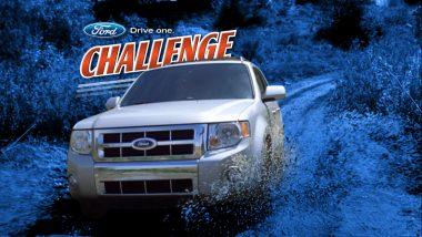 Drive One Challenge