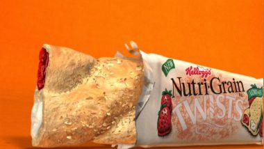 Nutrigrain Twists