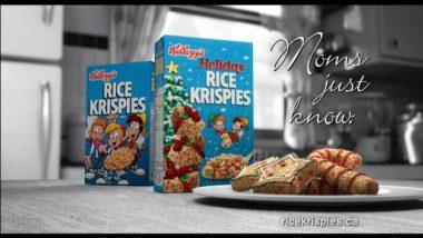 Rice Krispies Rosey