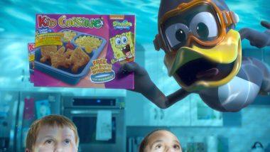 Dinner Underwater Part 1