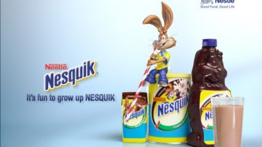 Nesquik Grow Up